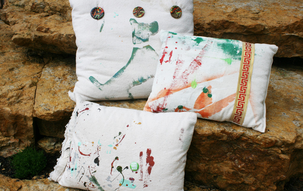 dropclothpillows
