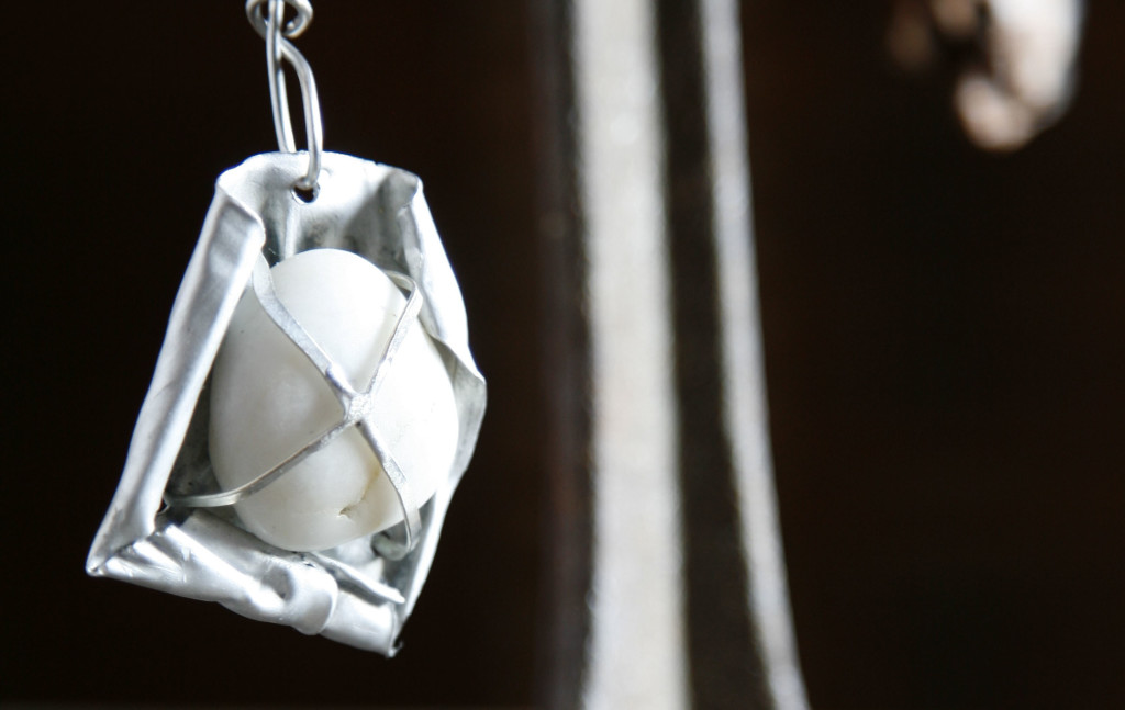 stone pendant